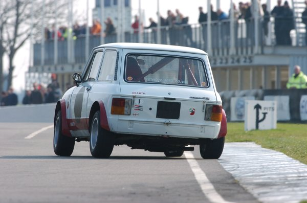 Our A112 at Goodwood 2007